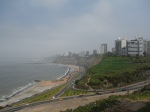 View of Miraflores from Barranco