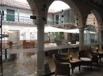 Casa Andina Cusco courtyard