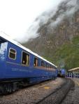 The train to Aguas Caliente