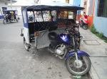 A motocarro