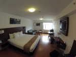 Casa Andina Select hotel room.